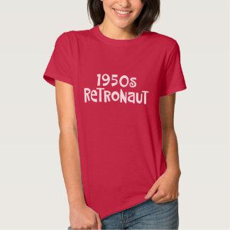 Trendy 1950s Retronaut T Shirt