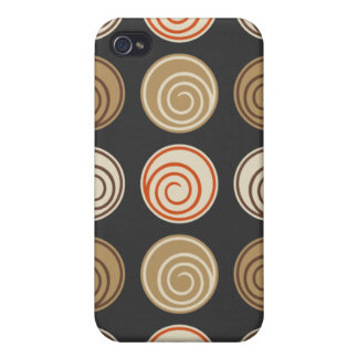 Trendy Abstract iPhone 4/4S Cover