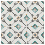 Trendy Arrow Tribal Print Fabric
