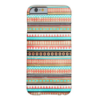 Trendy aztec barely there iPhone 6 case