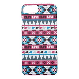 Trendy Aztec Geometric Pattern iPhone 7 Case