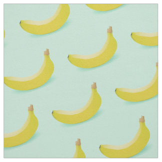 TRENDY BANANAS DESIGN PATTERN FABRIC