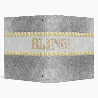 Trendy Bling! Design Vinyl Binders