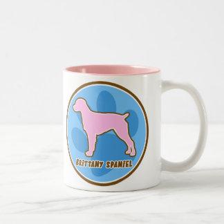 Trendy Brittany Spaniel Mug