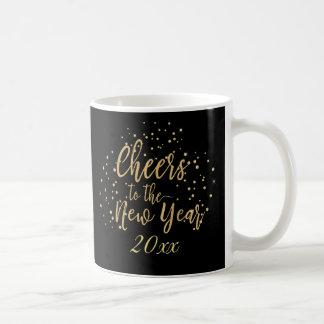 Trendy Cheers to the New Year Coffee Mug