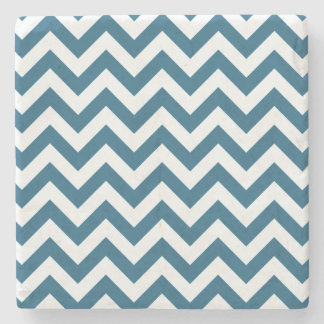 Trendy Chevron Stone Coaster