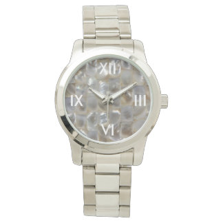 Trendy & Classic Mother of Pearl Watch