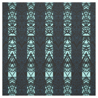 Trendy Designer net print Fabric