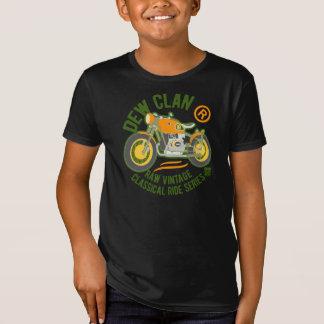 Trendy Dew Clan™ Raw Vintage T-Shirt