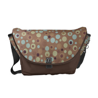 Trendy Dots Rickshaw Bag Commuter Bag