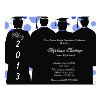 Trendy Elegant Graduation Annoucement/Invitation