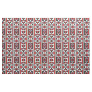 Trendy Ethnic American Native Indian Tribe Pattern Fabric