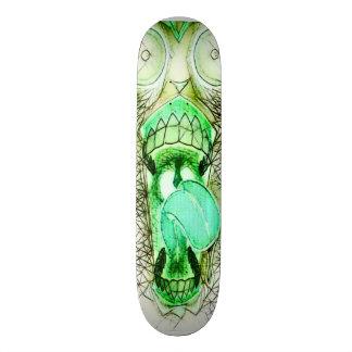 Trendy Evil Neon Madman Element Banger Board Skate Board Deck
