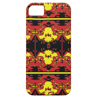 Trendy fire iPhone 5 covers