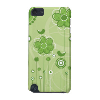 Trendy Floral Decor iPod Case iPod Touch (5th Generation) Cover