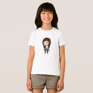 Trendy girl - T-shirt for girl - Family matching