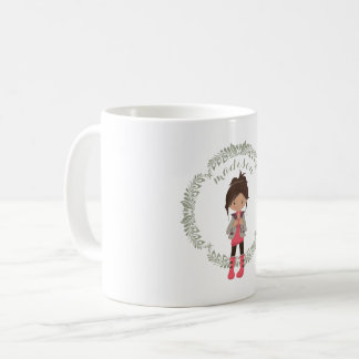 Trendy Girly Avatar Cup/Mug Coffee Mug