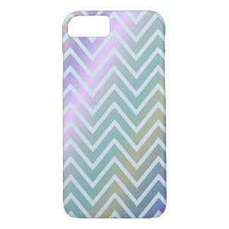 Trendy Glossy Zigzag Pattern Design iPhone 8/7 Case