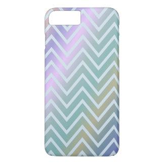 Trendy Glossy Zigzag Pattern Design iPhone 8 Plus/7 Plus Case