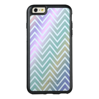 Trendy Glossy Zigzag Pattern Design OtterBox iPhone 6/6s Plus Case