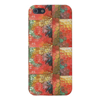 Trendy Iphone Case/ A Work of Art/Pretty Colors iPhone 5 Case