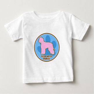 Trendy Irish Water Spaniel Baby T-Shirt