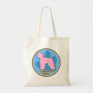 Trendy Irish Water Spaniel Tote Bag