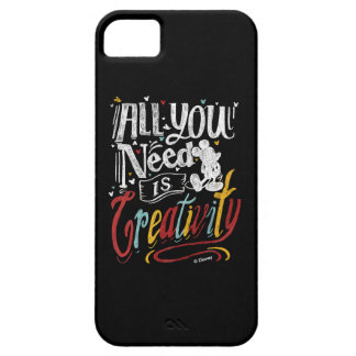 Trendy Mickey | All You Need Is Creativity iPhone 5 Cases