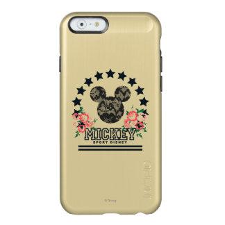 Trendy Mickey   Athletic Incipio Feather® Shine iPhone 6 Case