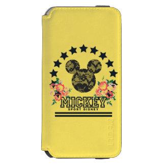 Trendy Mickey | Athletic Incipio Watson™ iPhone 6 Wallet Case