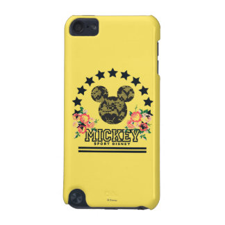 Trendy Mickey   Athletic iPod Touch 5G Cover