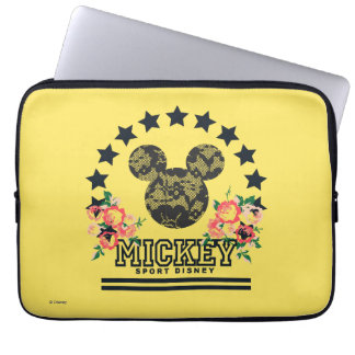 Trendy Mickey | Athletic Laptop Sleeves