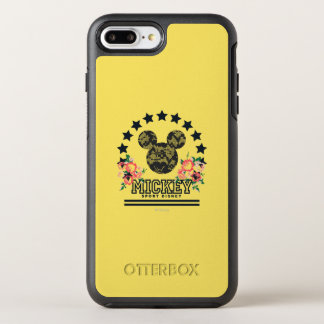 Trendy Mickey | Athletic OtterBox Symmetry iPhone 7 Plus Case