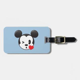 Trendy Mickey | Flirty Emoji Bag Tag