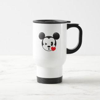 Trendy Mickey | Flirty Emoji Travel Mug