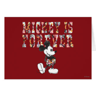 Trendy Mickey | Forever Card