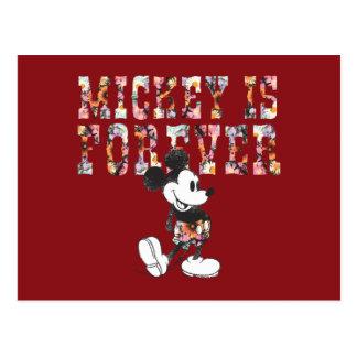 Trendy Mickey | Forever Postcard