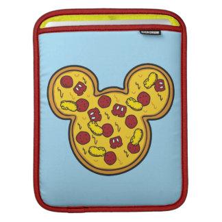 Trendy Mickey | Head-Shaped Pizza iPad Sleeve