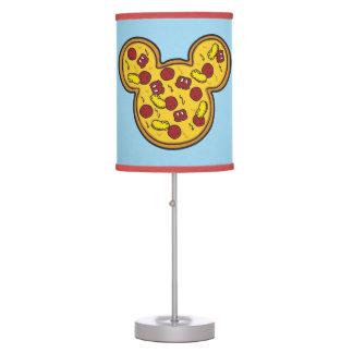 Trendy Mickey | Head-Shaped Pizza Table Lamp