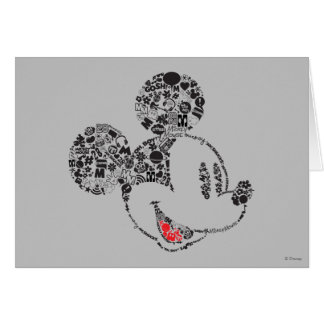 Trendy Mickey | Icons & Phrases Card