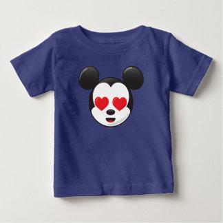 Trendy Mickey | In Love Emoji Baby T-Shirt
