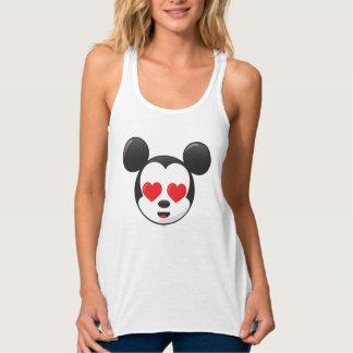 Trendy Mickey | In Love Emoji Tank Top