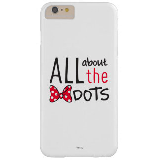 Trendy Minnie | All About The Dots Barely There iPhone 6 Plus Case
