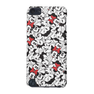 Trendy Minnie   Classic Pattern iPod Touch (5th Generation) Covers