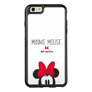 Trendy Minnie | Dot Couture OtterBox iPhone 6/6s Plus Case