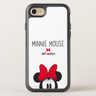 Trendy Minnie | Dot Couture OtterBox Symmetry iPhone 7 Case
