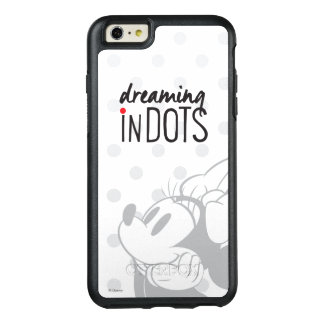 Trendy Minnie | Dreaming In Dots OtterBox iPhone 6/6s Plus Case