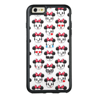 Trendy Minnie | Emoji Pattern OtterBox iPhone 6/6s Plus Case