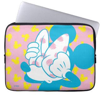 Trendy Minnie | Peek A Boo Laptop Sleeve