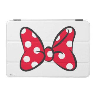Trendy Minnie   Red Polka Dot Bow iPad Mini Cover